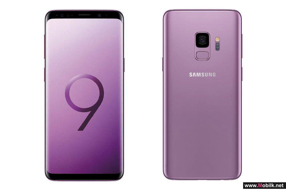 بتلكو تعلن عن  إطلاق هاتف سامسونج Galaxy S9 الجديد كلياً في متاجر التجزئة و عبر المتجر الإلكتروني