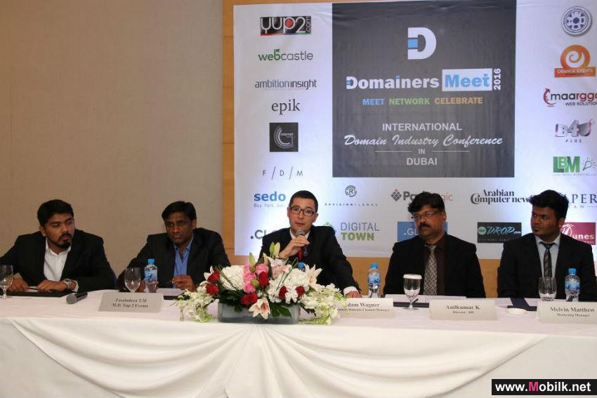 World Domain industry leaders to converge in Dubai for Domainers Meet 2016