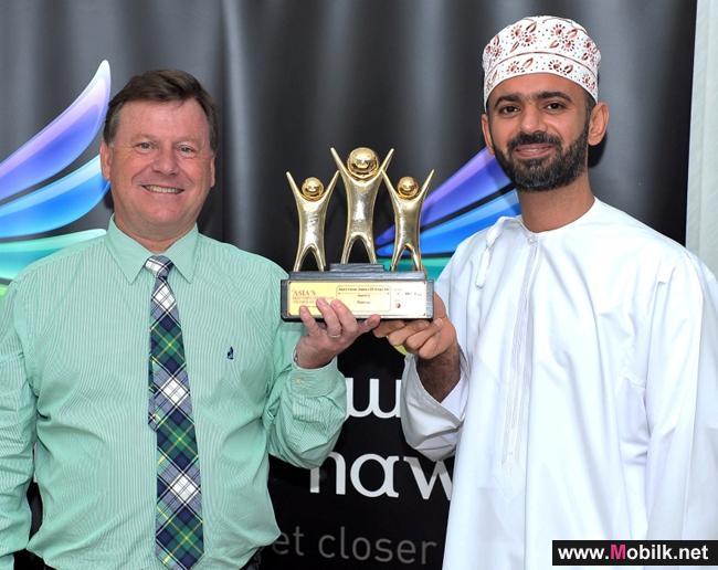 النورس تفوز بجائزة أفضل إبتكار في مجال الموارد البشرية في حفل جوائز أفضل علامة تجارية للتوظيف في آسيا بسنغافورة