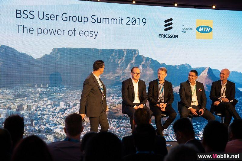 MTN and Ericsson reinforce BSS partnership at Global BSS Summit