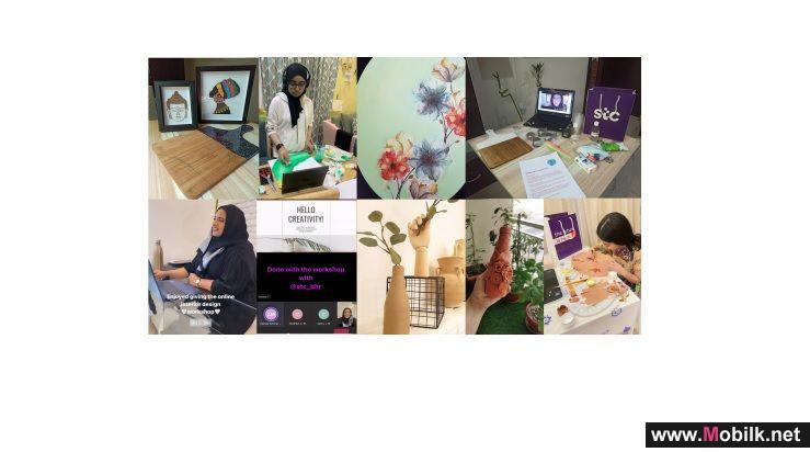 Stc البحرين تطلق النسخة الرابعة من برنامجها للورش الفنية والثقافية لتطوير المجتمع