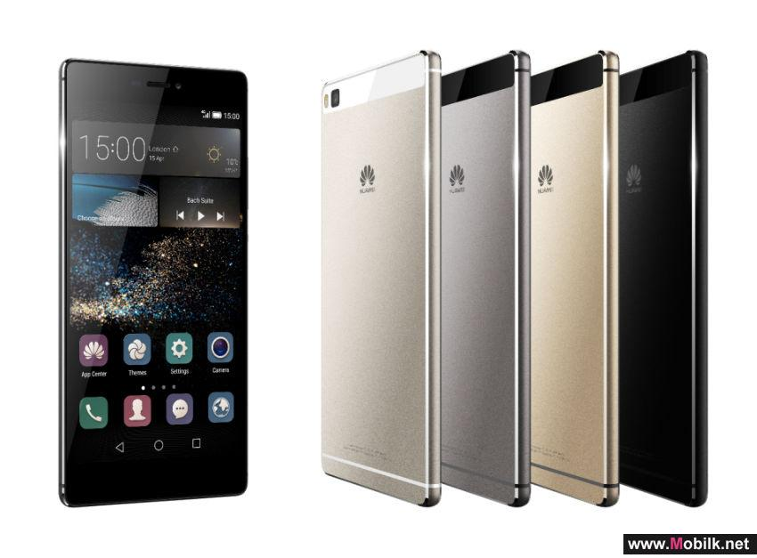 Huawei Maxes Creativity with The Global Launch of The Huawei P8 and P8 max Smartphones