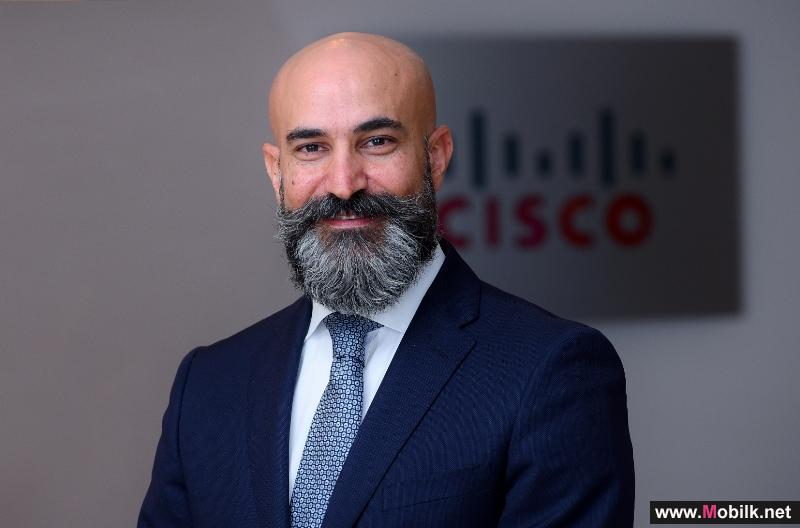 Cisco Middle East Appoints Shukri Eid Managing Director for its East Region