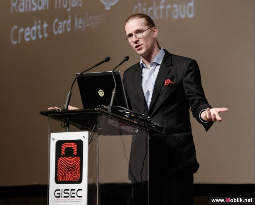 """الخبير التقني """"ميكو هايبونين"""" يناقش تدابير حماية الأمن الالكتروني في GISEC 2014"""