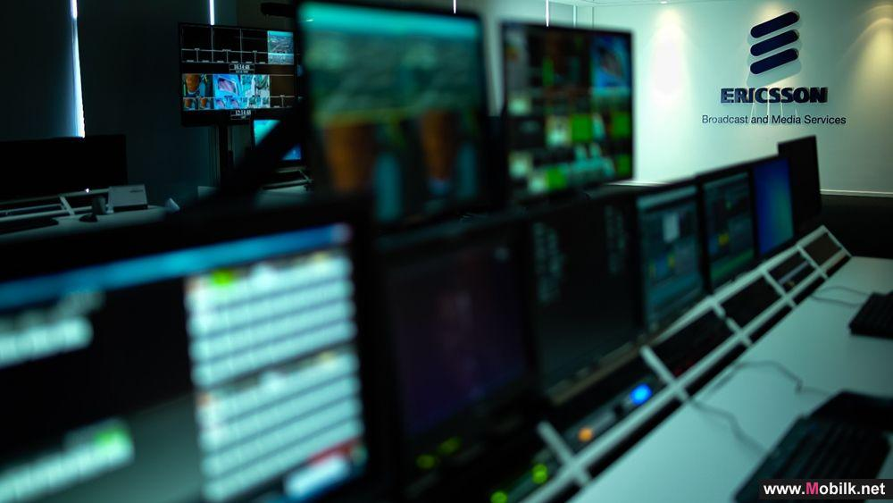 مجموعة فوكس نتورك تختار إريكسون لتزويدها بخدمات البث الخاصة بقنواتها