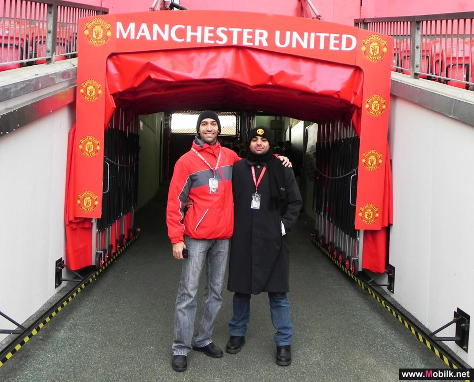 2 Bahrainis Fly to Manchester with VIVA's Win a Trip Campaign