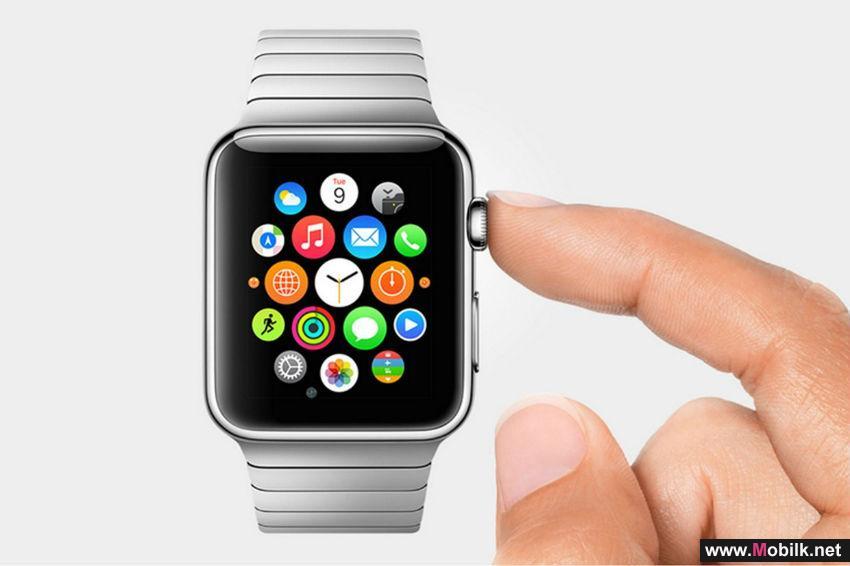 ساعة ابل الذكية تتجسس على المستخدمين وهواتفهم بطريقة مبتكرة