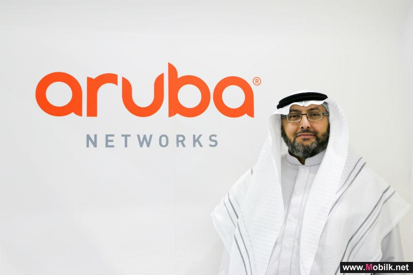 Aruba Networks, an HP company, to Showcase Cloud and Mobility Solutions for Digital Workplace at GITEX 2015