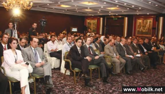 المؤتمر الوطني الثالث للحكومة الالكترونية برعاية وزارة الاتصالات والتقانة وشركة سيريتل