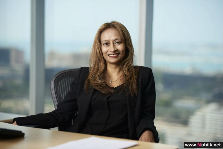 Ericsson's Rafiah Ibrahim Recognized as Top Executive leader