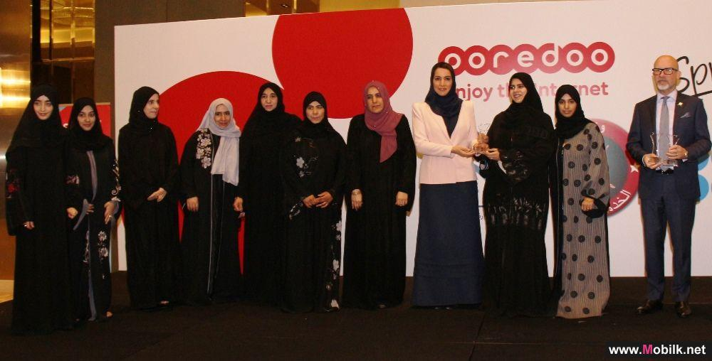 Ooredoo Honours Team 'My Garage' from Its Sixth Wave of Springboard Programme Graduates