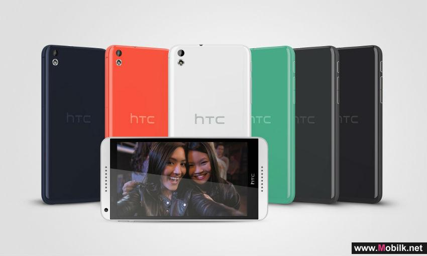 HTC REIGNITES THE MID-MARKET WITH 2014 HTC DESIRE PORTFOLIO, NOW AVAILABLE IN THE UAE