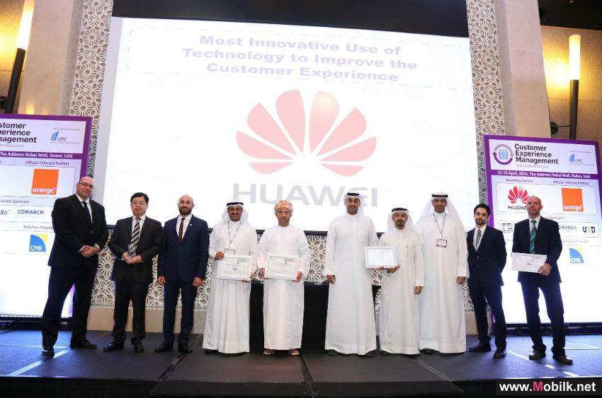 Huawei Starts Regional 'CEM Elite Club' for Telecom Operators to Inspire Deployment of Customer-Centric Methodologies