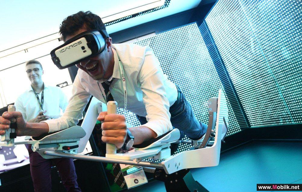 From Rollercoasters to Fitness, GITEX Visitors Experience Immersive Virtual Reality