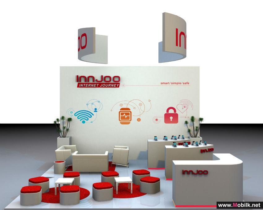 « إنجو » تستعرض أحدث إبتكاراتها التي تتمتع بسهولة الإستخدام و الذكاء و الأمان خلال فعاليات المؤتمر العالمي للهواتف المتحرّكة 2016