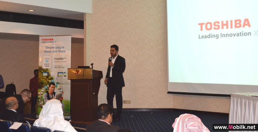 Toshiba gives KSA a preview of what is to come