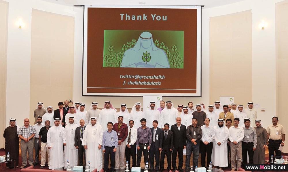 صندوق أيادي يطلق برنامج متطوعي اتصالات الامارات لتمكين موظفي المؤسسة من المساهمة في خدمة المجتمع