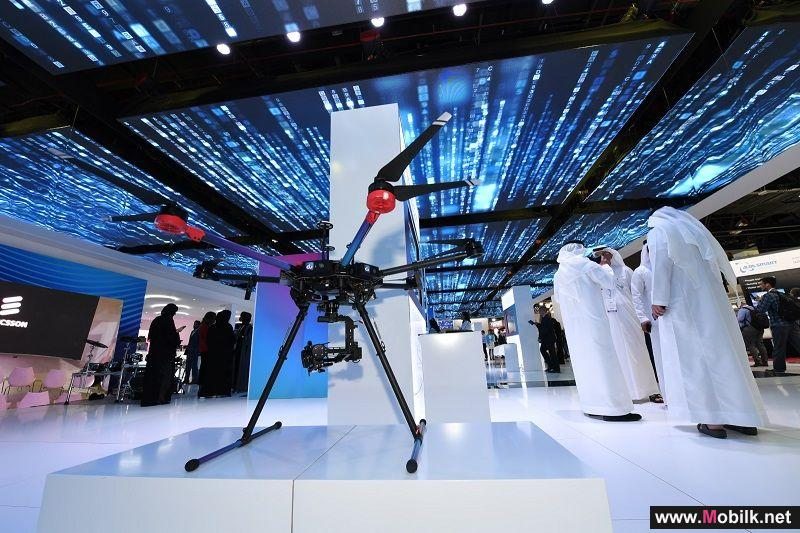 دو تقدم رؤيتها لمستقبل الطائرات بدون طيار خلال أسبوع جيتكس للتقنية 2019