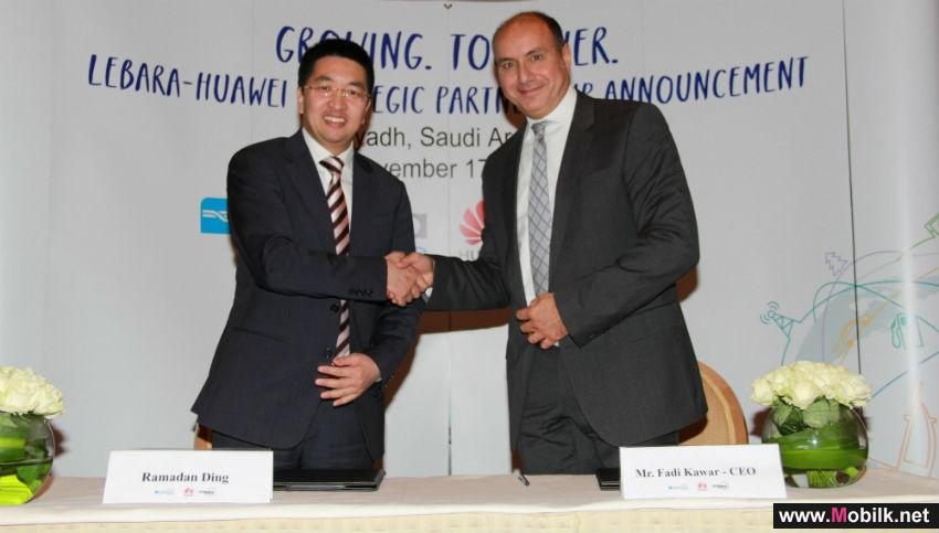 Lebara Mobile KSA and Huawei Sign Agreement to Enhance Mobile Service Experiences