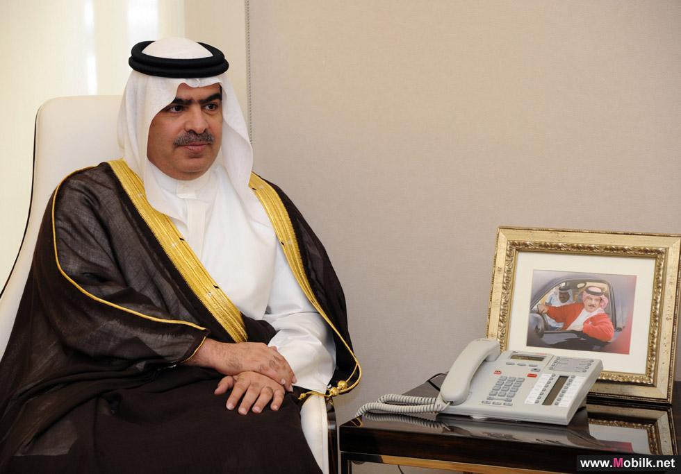 وزير الدولة لشئون الاتصالات البحريني : نمو متميز في مؤشرات سوق الاتصالات