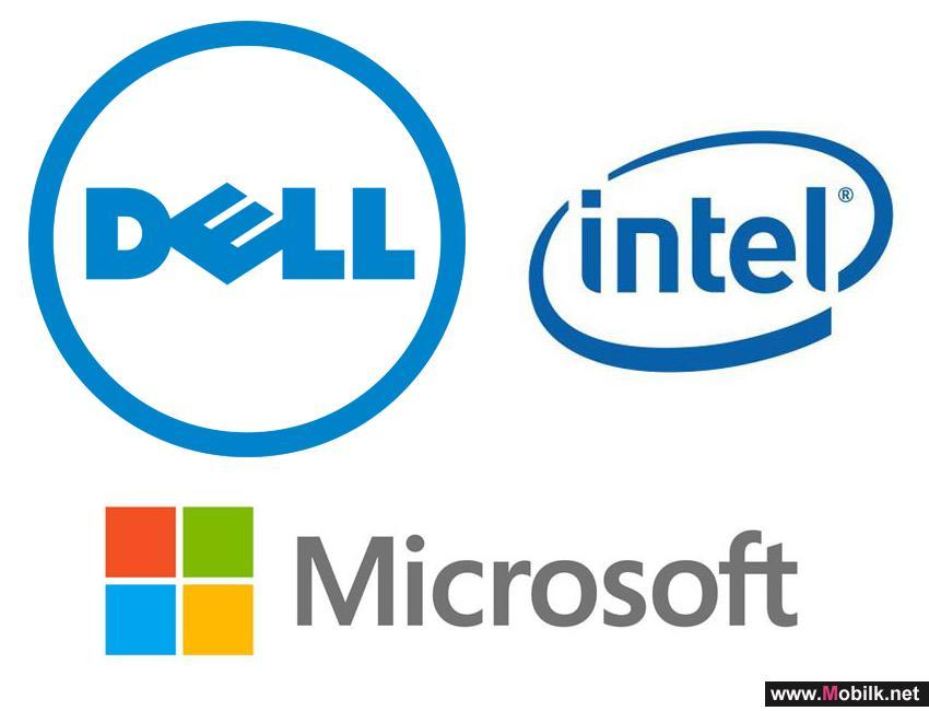 ديل و مايكروسوفت و إنتل قريبا في استعراض الجيل الجديد من الكمبيوترات المزودة بشاشات اللمس