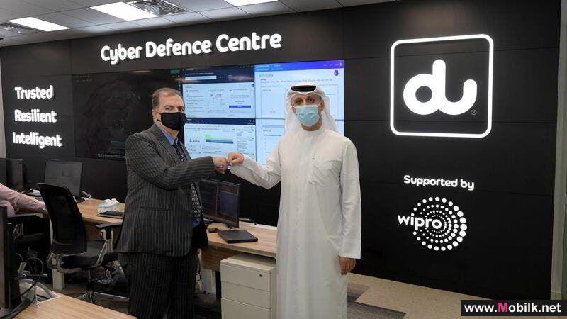 دو تبرم شراكة جديدة مع ويبرو لإطلاق مركز الدفاع والأمن الإلكتروني لدعم مؤسسات القطاعين العام والخاص في الإمارات