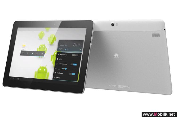 Zain Bahrain brings exciting new Huawei MediaPad 10 FHD to Bahrain