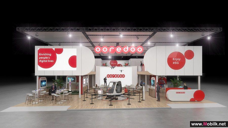 Ooredoo Group to Showcase 5G Leadership and Innovations at Mobile World Congress 2019