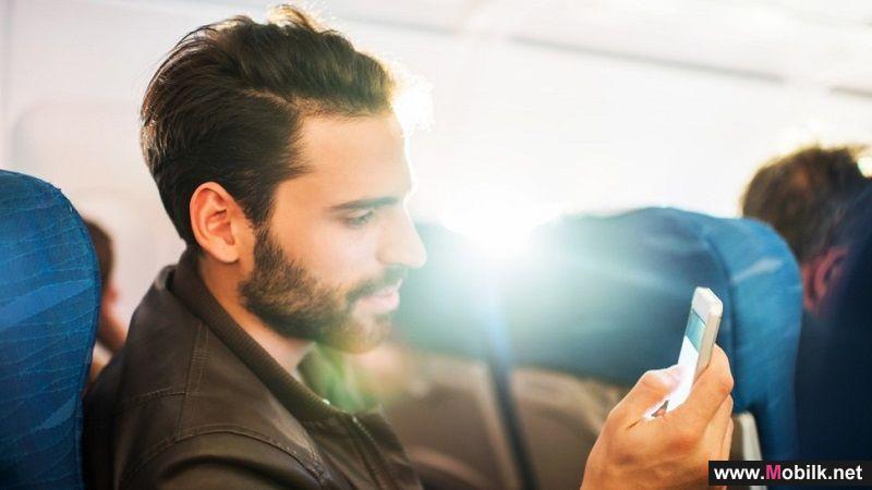 إريكسون وباناسونيك أفيونيكس توفران خدمات الاتصال في الجو بفضل منصتهما المتوافقة مع تقنية الجيل الخامس
