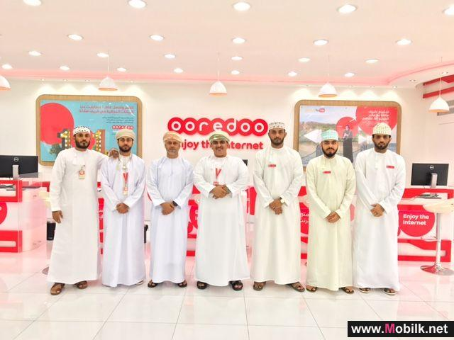 Ooredoo Takes Centre Stage at Salalah Tourism Festival