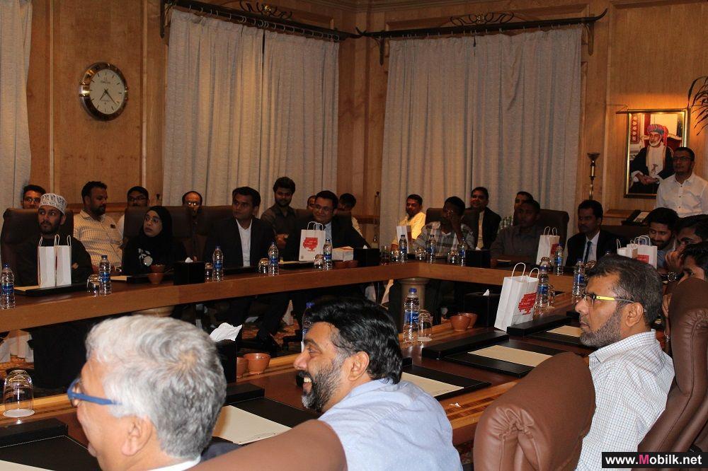 Ooredoo تنظم ملتقىً لعملائها من المؤسسات الصغيرة والمتوسطة في مسقط