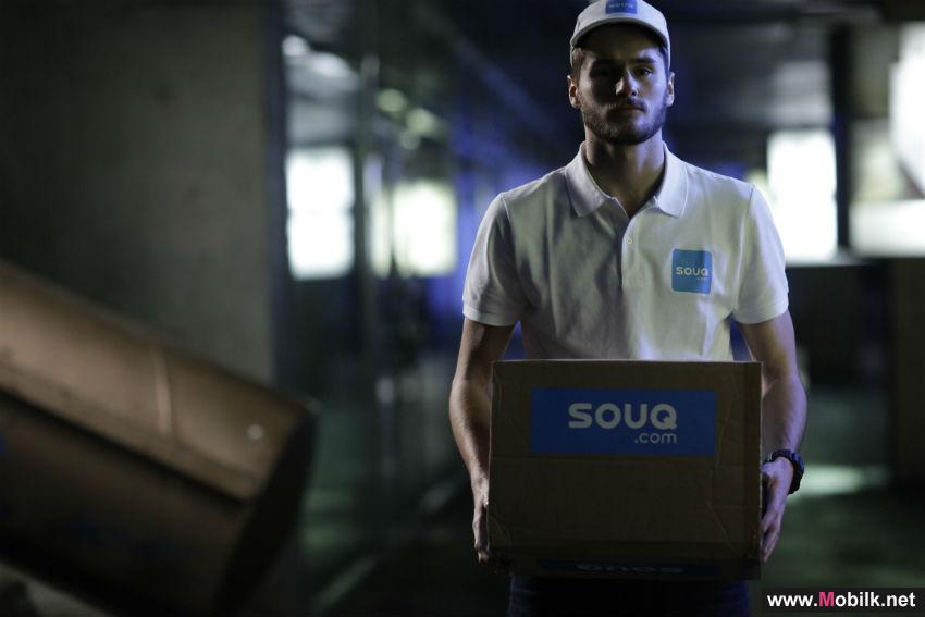 Souq.com raises more than AED 1 Billion (USD 275 million), the largest e-commerce funding in the Middle East history
