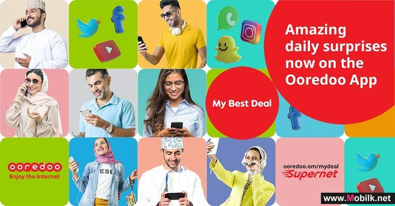 Every Day is Exciting with Ooredoo