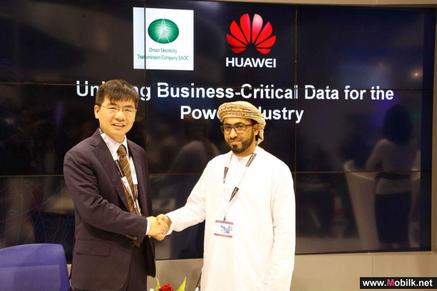 Huawei Powers Up Operations with IT Upgrade for Oman Electricity Transmission Company