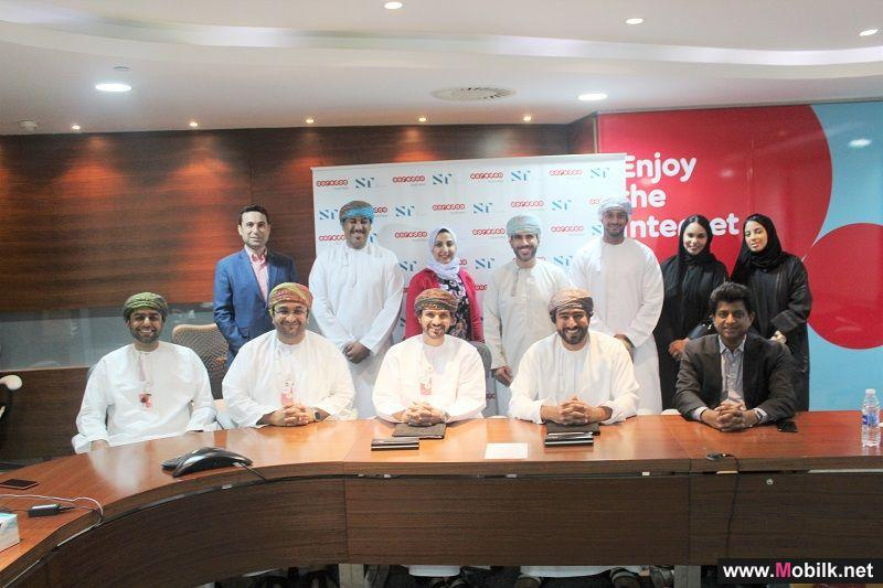 Ooredoo Connects Businesses at New Iconic Water-front Development