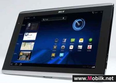 Acer 7-inch Iconia Tab A100 priced at £300 in UK, launching April 20th
