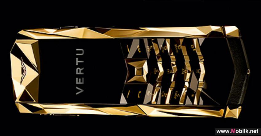 «فيرتو» تقود صناعة هواتف النخبة عالمياً