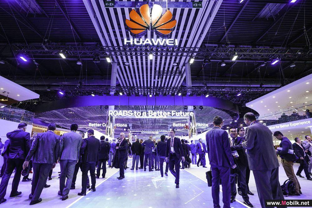 Huawei and Partners Stride Towards a Fully Connected, Intelligent World