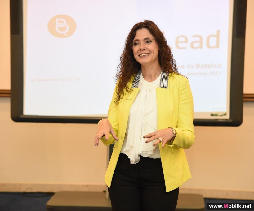 Batelco Holds Workshop for Management as part of iLead Programme