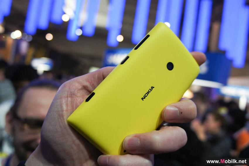 Nokia published its Nokia in 2014 annual report