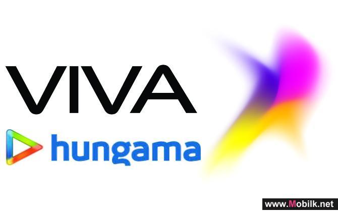 فيفا البحرين VIVA  تطلق نغمات المتصل الهندية مباشرة من بوليوود