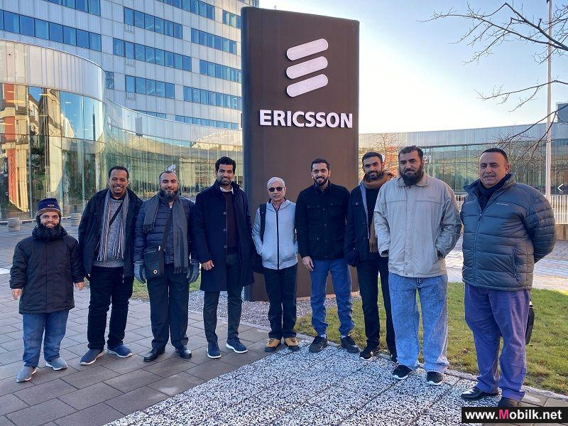 Ericsson hosts Oman Telecom Regulatory Authority delegation to showcase Ericssons 5G Vital Role