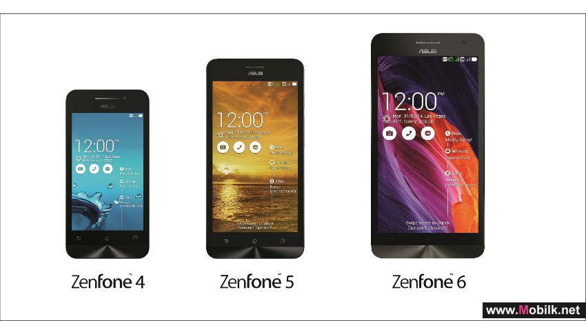 أسوس تحتفل بإطلاق هاتف ZenFone في منطقة الخليج