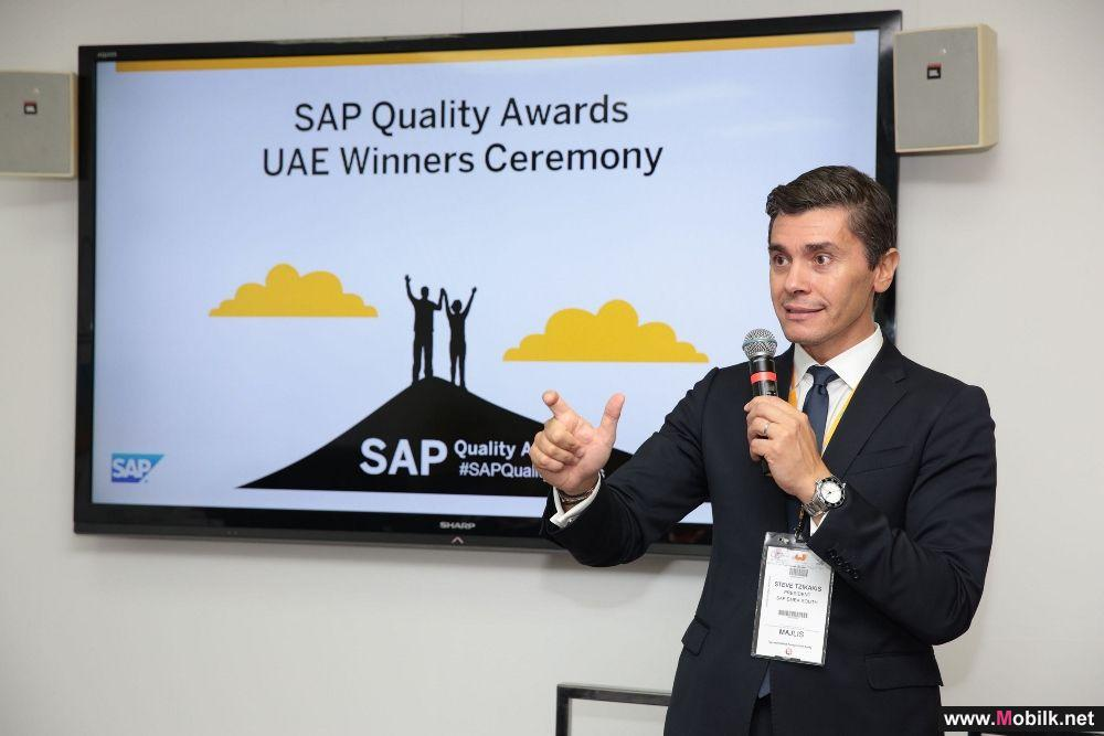 SOUQ.com Leads UAE Winners of SAP Quality Awards at GITEX