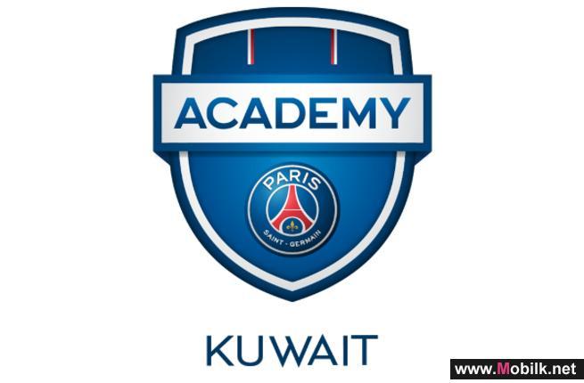 Ooredoo الكويت تدرب عشاق كرة القدم الصغار بالتعاون مع أكاديمية باريس سان جيرمان