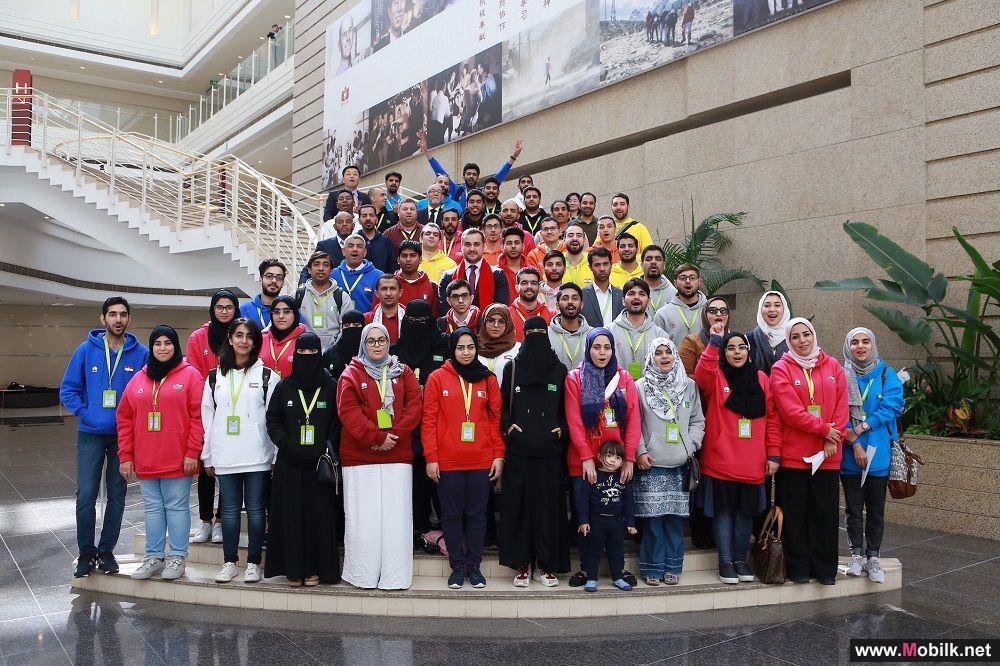 هواوي تختتم المسابقة الدولية لمهارات تقنية المعلومات والاتصالات 2017 بفوز فرق من الشرق الأوسط