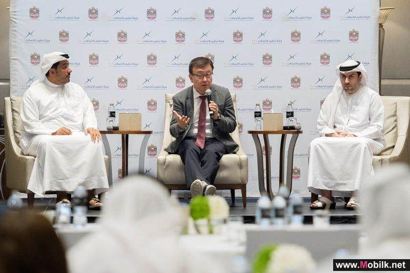TRA Hosts the First ICT Future Foresight Forum in the UAE