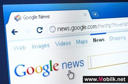 اطلاق خدمة الأخبار المحلية من غوغل المخصصة تبعا لمواقع مستخدمي الهواتف المحمولة