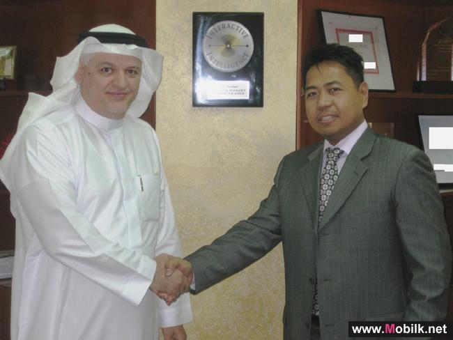 شركة إنترأكتيف إنتيليجنس وشركة الملز للتقنية توقعان  اتفاقية شراكة للتوزيع في المملكة العربية السعودية