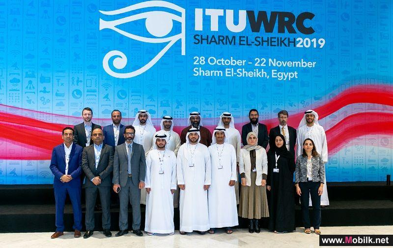 TRA Concludes its Participation in the ITU-WRC 2019